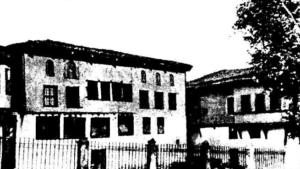 Дворецът на Мурад II в Бурса, XV в.