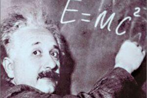 Айнщайн E=mc2